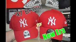 <b>New Era</b> VS '47 Brand - YouTube
