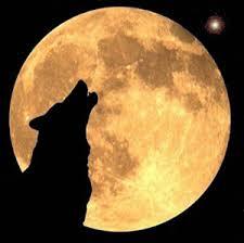 Resultado de imagen de la luna aulla