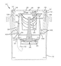 patent us8523087 surface disruptor for laminar jet fountain on simmons well pump wiring diagram