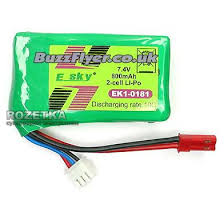 Характеристики Аккумулятор Esky Li-Polimer battery ... - ROZETKA