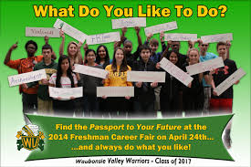 why i love my job the career fair today in school the freshmen who attend our career fair are exposed to hundreds of unique careers careers that many of the students would never have known existed
