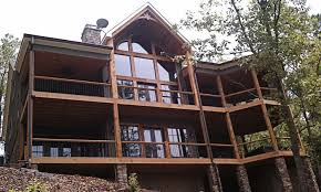 Rustic House Plans   Our Most Popular Rustic Home Plansrustic house plans Asheville Mountain Lake View