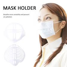 Anti-boring <b>Mask</b> Support Frame Washable And <b>Replaceable</b> Inner ...