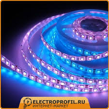 <b>Светодиодная лента</b> RGB <b>Feron LS606</b> 27706 5050 60LED 12V ...