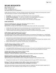 cover letter software tester resume sample software tester resume cover letter software resume examples software engineer programmer testing it modernsoftware tester resume sample large size
