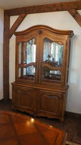 allen country french nightstand ethan allen country french hutch excellent condition