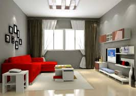 grey red bedrooms pinterest cool gray living room color ideas with white and brown window curtains furnished with red sofa and white table also completed brilliant grey sofa living room ideas grey