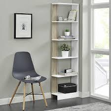 [en.<b>casa</b>]® <b>Estantería</b> para libros - diseño - MDF 5 superficies de ...