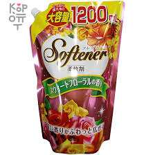 <b>Nihon Detergent Sweet</b> Floral <b>Кондиционер</b> для белья со сладким ...