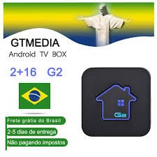 <b>GTMEDIA smart tv</b> box <b>G2</b> mini <b>Android Tv</b> box 4k 2G 16G S905W ...