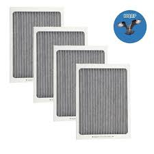 HQRP 4-pack <b>Refrigerator Carbon</b>-<b>Activated Air</b> Filter for Electrolux ...
