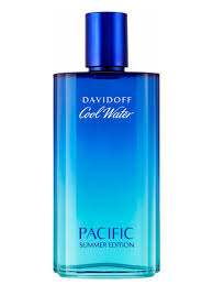 <b>Cool Water Pacific Summer</b> Edition for Men Davidoff cologne - a ...