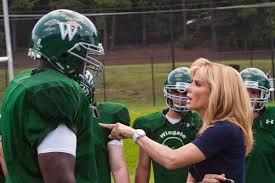 sandra bullock ruined my football career new york post sandra bullock ruined my football career