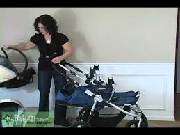 Baby Gizmo <b>Bumbleride Dual</b> Adpaters & Carrycots Review - YouTube