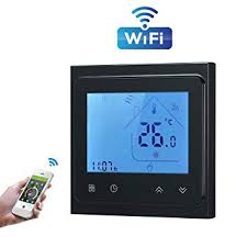 MOGOI Smart WiFi Thermostat Controller for Home ... - Amazon.com