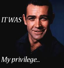 It Was My Privilege | Know Your Meme via Relatably.com