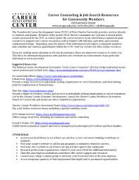 internships and jobs west chester university community member resource document overview