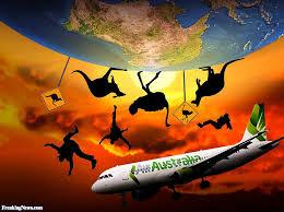 Image result for upside down australia image
