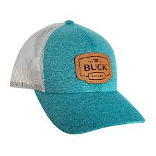 Купить <b>бейсболка</b> женская <b>Buck Women's Leather</b> Patch 89140