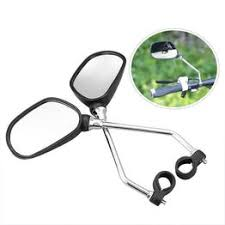 1 Pair Bicycle Handlebar Mirror Cycling Side Mirror Safety ... - Vova