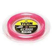<b>1 Reel 200m TAAN</b> BT7000 Force badminton strings 0.68mm ...