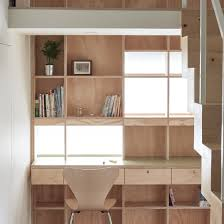 10 homes with clever storage solutions on dezeens pinterest boards bespoke furniture space saving furniture wooden