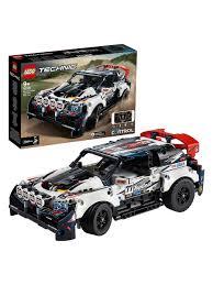Конструктор <b>LEGO Technic 42109</b> Гоночный автомобиль Top ...
