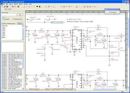 tinycad download   sourceforge netscreenshots  ‹ main schematics page example  ›