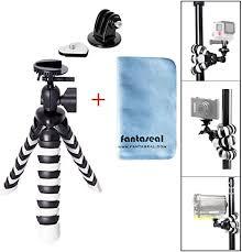 "Fantaseal 8"" Flexible <b>Octopus Mini</b> Action Camera <b>Tripod</b>: Amazon ..."