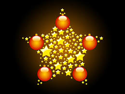 christmas stars templates for powerpoint presentations christmas christmas stars ppt templates