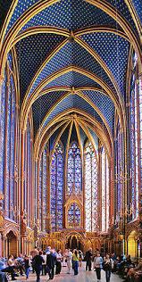 sainte chapelle upper level 1jpg chapelle de la sorbonne chappelle de la