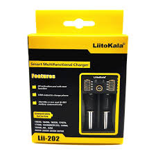 <b>LiitoKala Lii PD4</b> Lii PL4 S1 S2 <b>S4</b> Battery Charger For 18650 ...