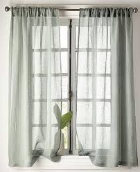 Купить <b>комплект штор</b> «<b>Ланфи</b> (серо-мятный)» зеленый, серый ...