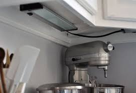 first of all a word on under cabinet lighting it rocks my kitchen is relatively small and the only other source of lighting besides a window cabinet xenon lighting