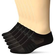 New Balance - <b>Unisex</b> Lifestyle <b>Flat Knit No</b> Show 6 Pack Socks