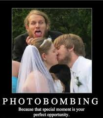 Image result for photobombing