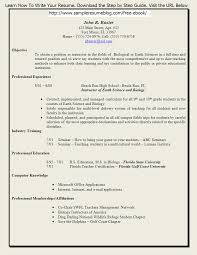government job resume template teacher resume  seangarrette cogovernment job resume template
