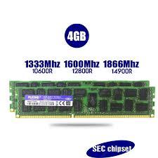 DDR3 4GB X79 X58 PC3-10600R 12800R 14900R ECC REG ...