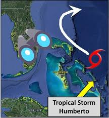 Humberto is not forecast to be a threat to Southwest Florida | Latest ...