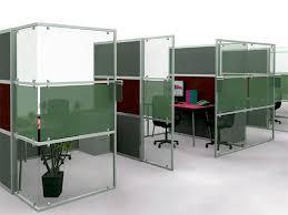 office cubicles modular furniture reception desks counters aluminum office partitions