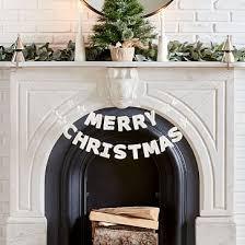 <b>Merry Christmas Garland</b>