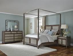 michael amini bedroom aico royale panel collection amini  aico biscayne west haze canopy bedroom set ekcp