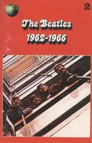 The <b>Beatles</b> - <b>1962-1966 2</b> (1973, Cassette)   Discogs