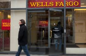 wells fargo fined for anti money laundering failures wsj