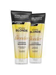 <b>Подарочный набор</b> Sheer Blonde <b>Набор</b> Сила Блонда (шампунь ...