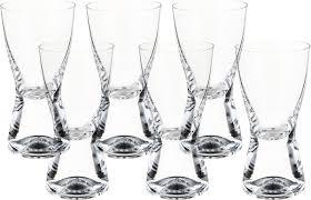 <b>Набор</b> стаканов для водки Bohemia Crystal <b>Samba</b>, 70 мл, <b>6</b> шт ...