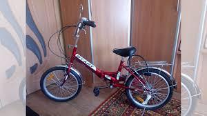Велосипед складной купить в Тюменской области | Хобби и ...