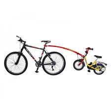 <b>Прицепное устройство детского велосипеда</b> к взрослому TrailGator