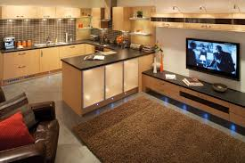 open kitchen design farmhouse: design open plan kitchen diner farmhouse open kitchen living room