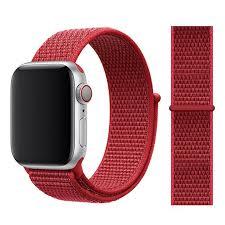 Сменный <b>ремешок</b> Nuobi <b>Nylon для Apple</b> Watch 38/40 mm ...